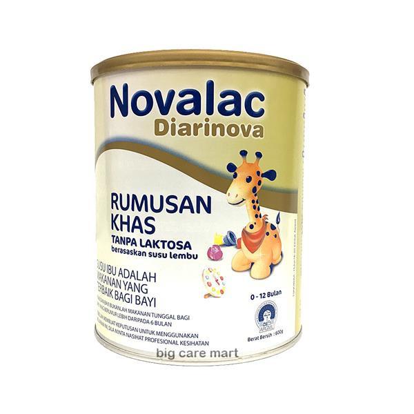 Novalac Diarinova 0 - 12 Months Baby 600g