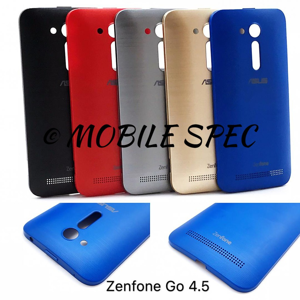 hot sale online 74a80 32e6c ASUS ZENFONE GO 4.5 X014D BATTERY BACK COVER HOUSING REPLACEMENT CASE