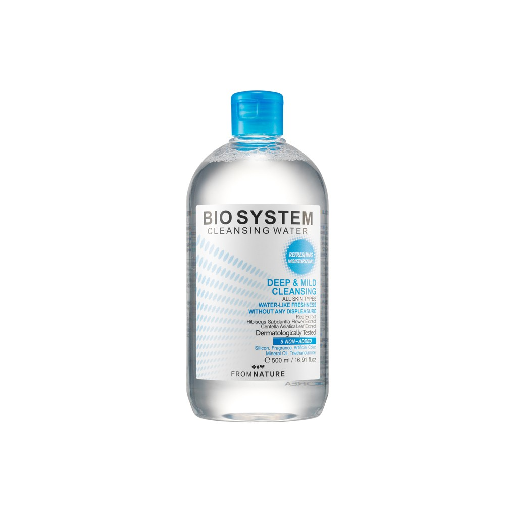 FROMNATURE Bio System Cleansing Water 500ml