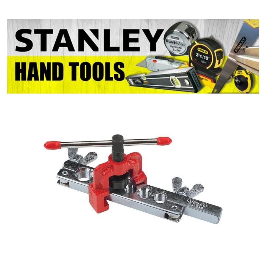 """STANLEY 93-040  FLARING TOOL SET 3/16""""-5/8"""