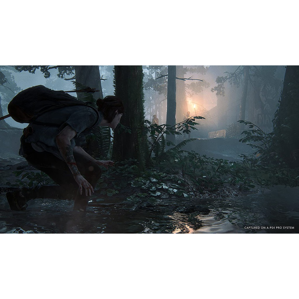 PS4 THE LAST OF US PART II / PART 2 (R3/ENG) (physical copy)
