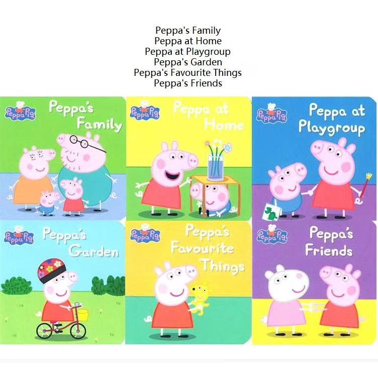 Ladybird Peppa Pig Little Library | Fairy Tale Little Library Pocket