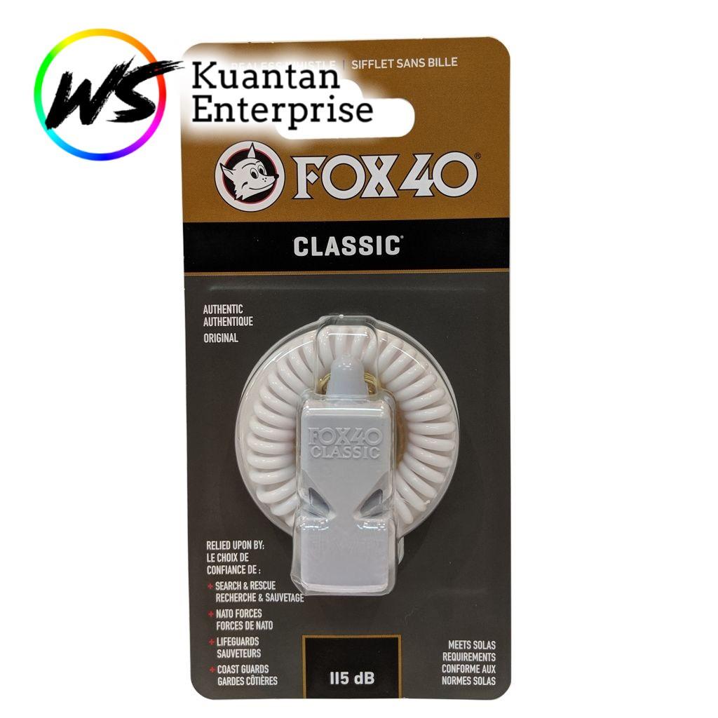 【100% Original】Fox 40 Classic Whistle/Wisel (115db)