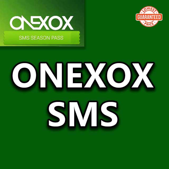 ONEXOX XOX SMS Season Pass Promo Value