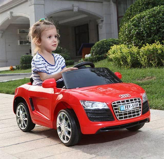 Electric Car Audi 6288 Parents Remote Control Kereta Mainan Elektrik Kereta Bateri Kanak Kanak Shopee Malaysia