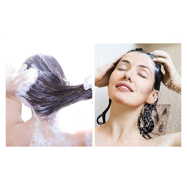Hair Scalp Massage Brush 硅胶洗头刷头皮按摩(RANDOM COLOUR)