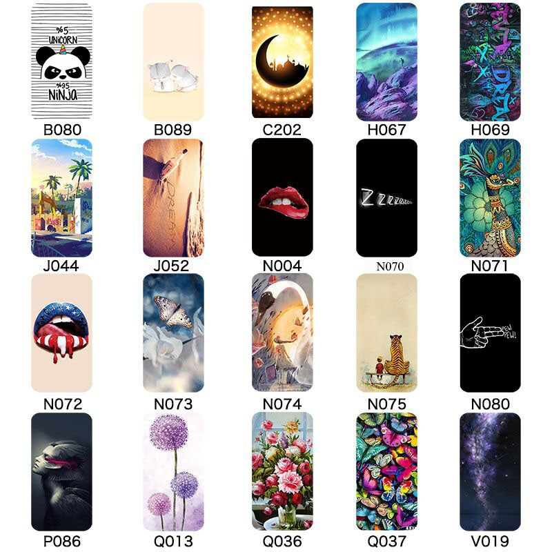 Huawei Honor 4C Pro TIT-AL00 Y6 Pro Covers TPU Silicone Painted Soft Phone  Case