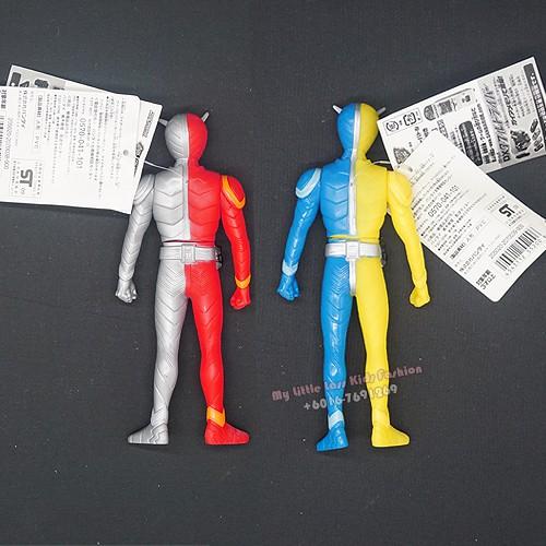 5Pcs 18cm Famous Japan Anime Character Kamen Masked Rider