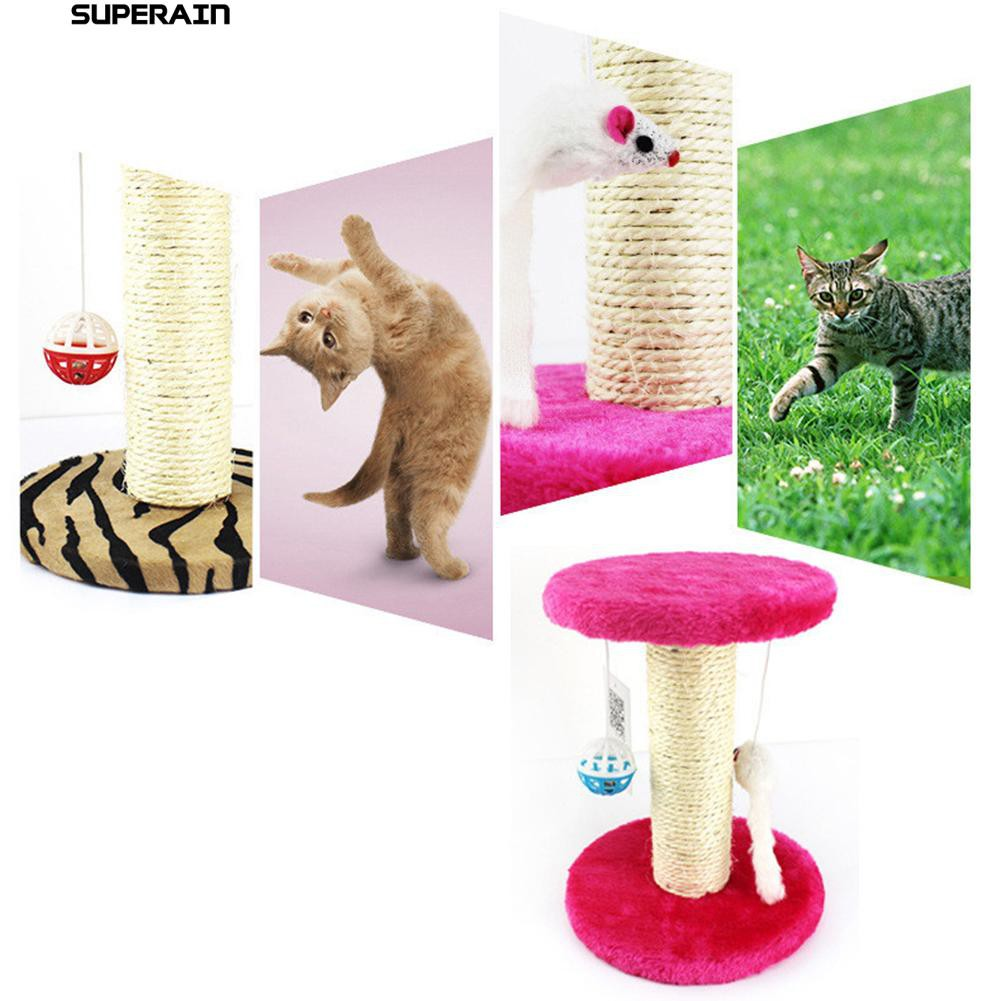 House for a cat with a clawboard with their own hands