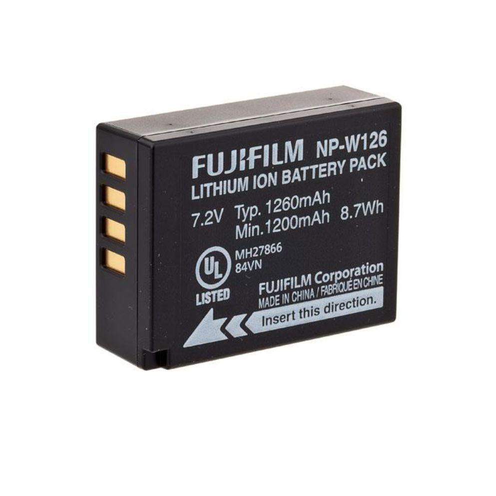 Fujifilm Li Ion Battery Np W126 Shopee Malaysia Fuji
