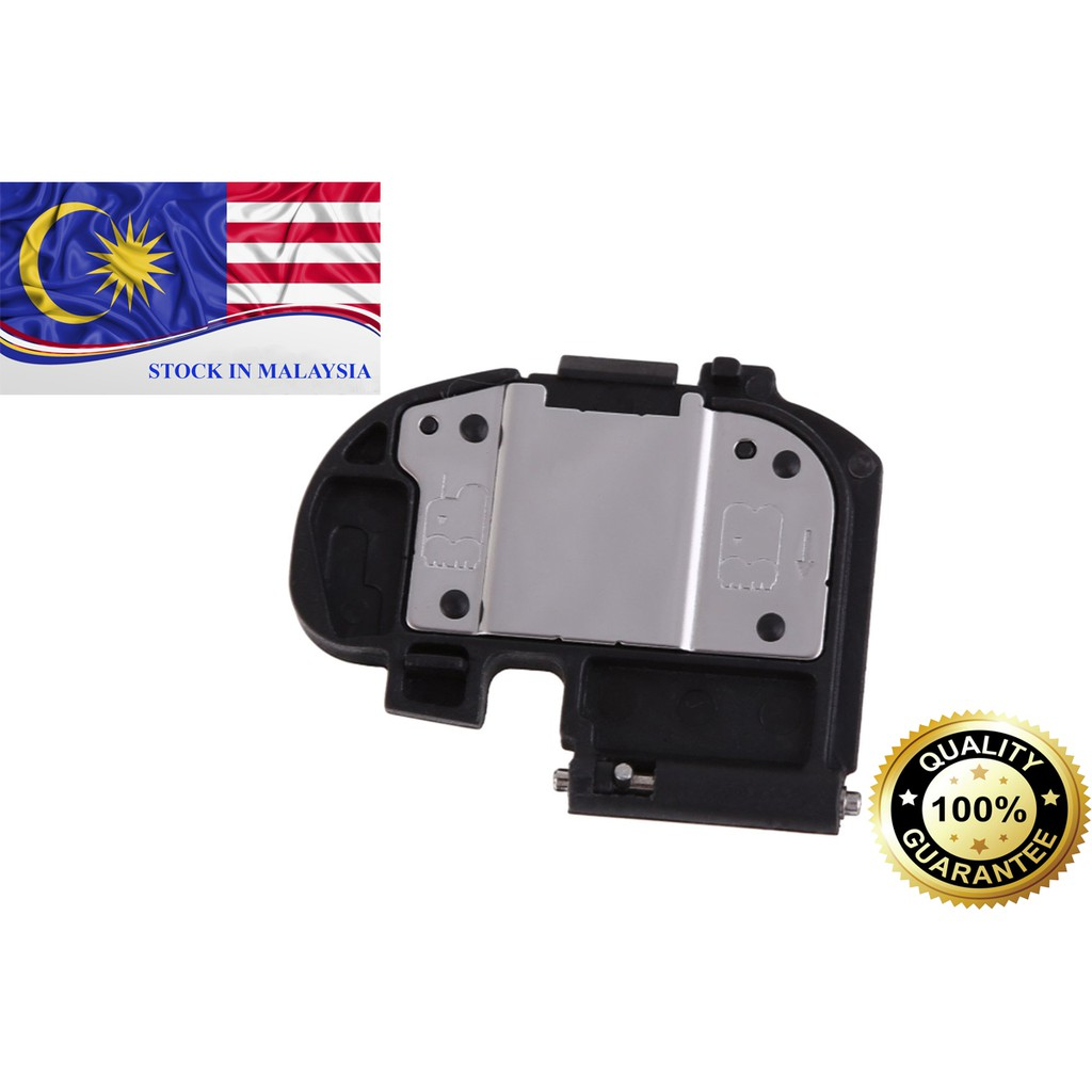 Battery Door Lid Cover Cap For Canon EOS 20D 30D (Ready Stock In Malaysia)