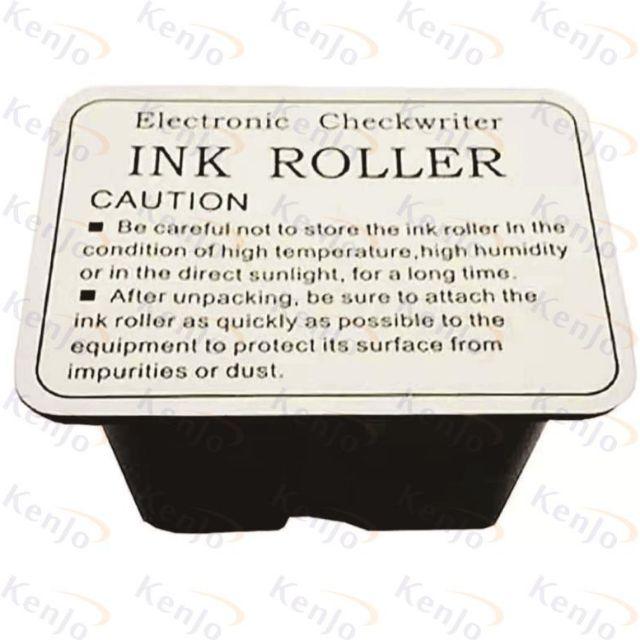 Check Writer Ink Rolls Black