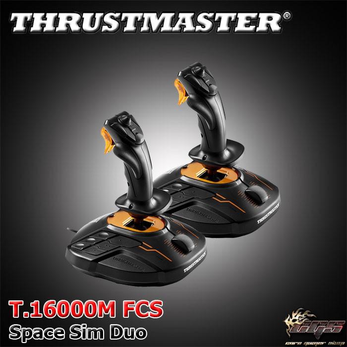 Thrustmaster T-16000m Space Sim Duo Stick