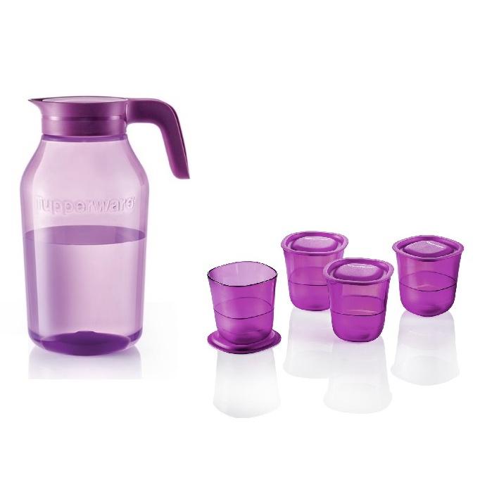 Universal Jar Pitcher 4.5L or Crystalline Short Glass