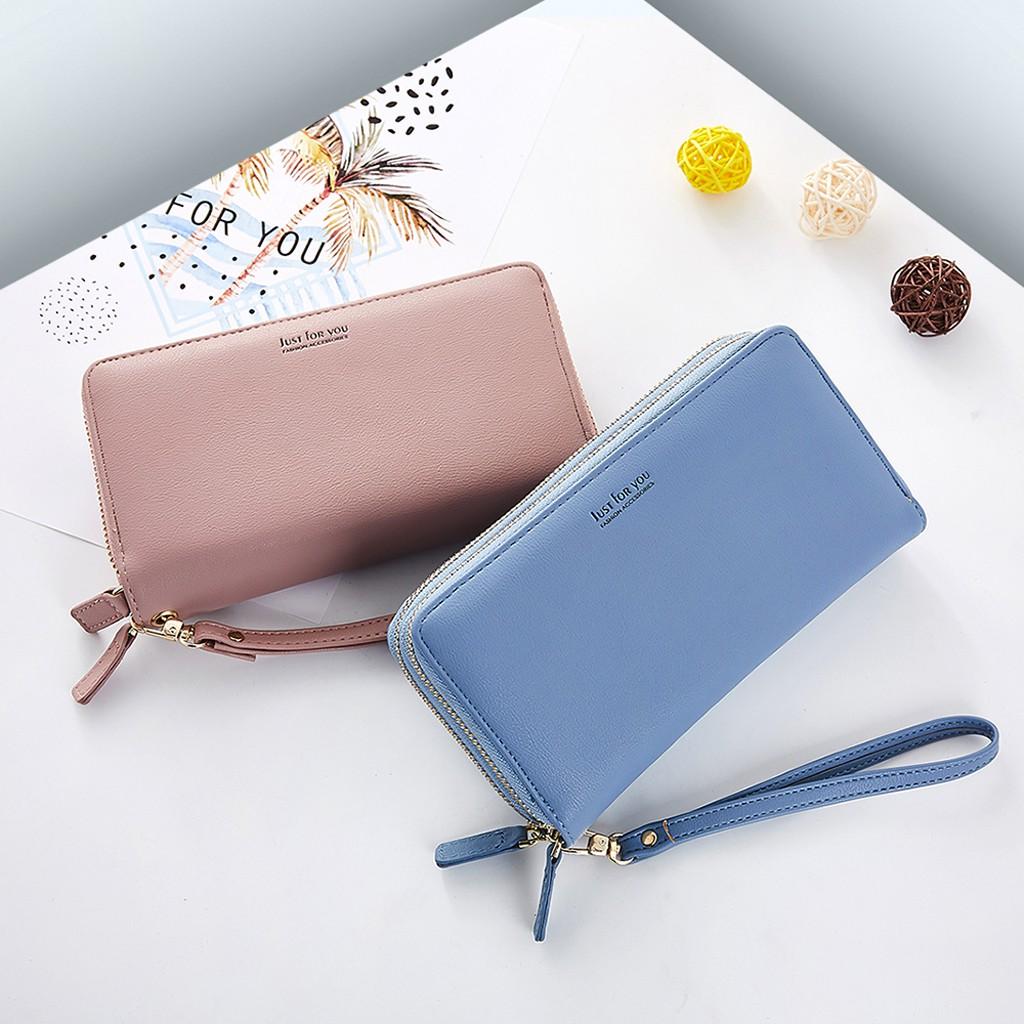 ✧4pcs/Set Women PU Tote Shoulder Handbag Card Holder Composite Clutch Card Wallet ◂ | Shopee Malaysia