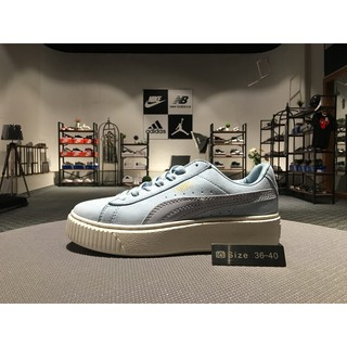 buy online a6ae1 11a3f Ready stock PUMA clyde x atmos T.T.T sneakers runnning shoes ...
