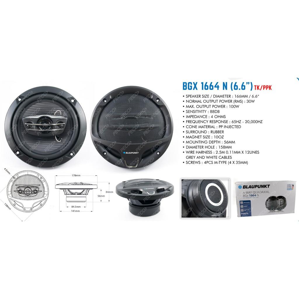 Awe Inspiring Blaupunkt Speaker Car Electronics Prices And Promotions Wiring 101 Ferenstreekradiomeanderfmnl