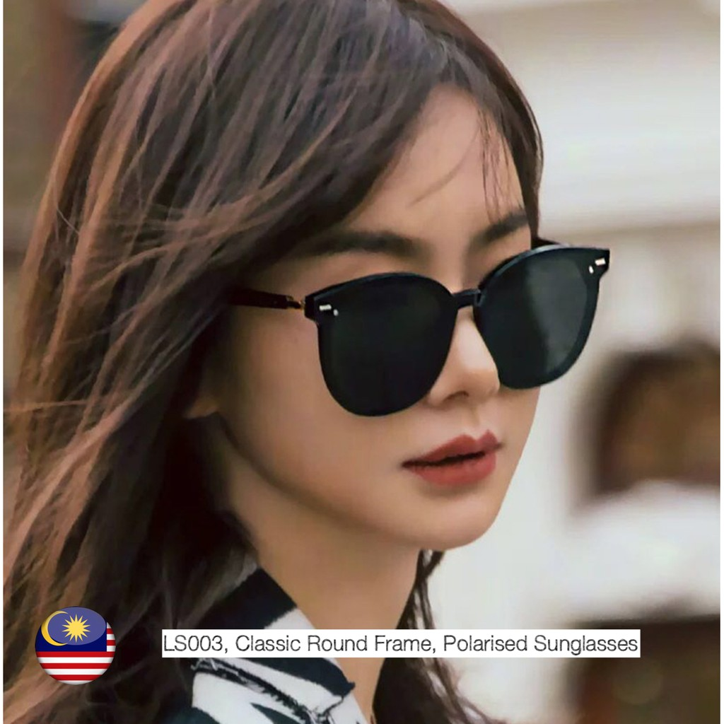 a420fe223 MIRA fashion new sunglasses men and women models Europe and the United  States tr | Shopee Malaysia