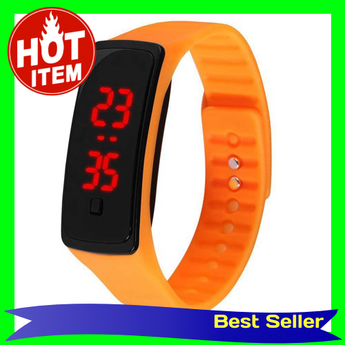 JY0932 Multi-function Digital Electronic Watch Fashion Casual Outdoor Sports Wristwatch Hour Minute Display Watch for B