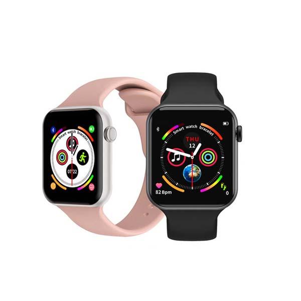 [ใหม่สุด 2020] Smart Watch W4 Plus นาฬิกา สไตล์ I5 เครื่องเร็ว ทัชสกรีนลื่น นับก้าว วัดหัวใจ ความดัน แคลอรี่ รุ่น 02660