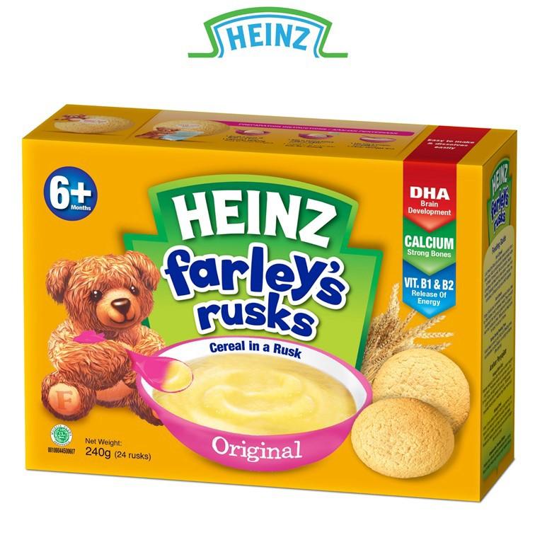 Heinz Farley's Rusks (240g)