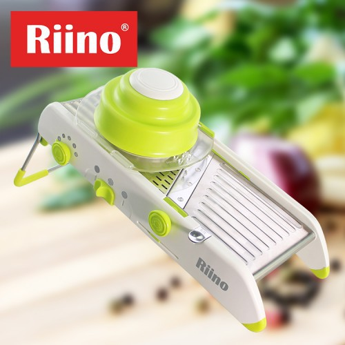 Riino Mandoline Smart Multifunctional Portable Quality Slicer SCR