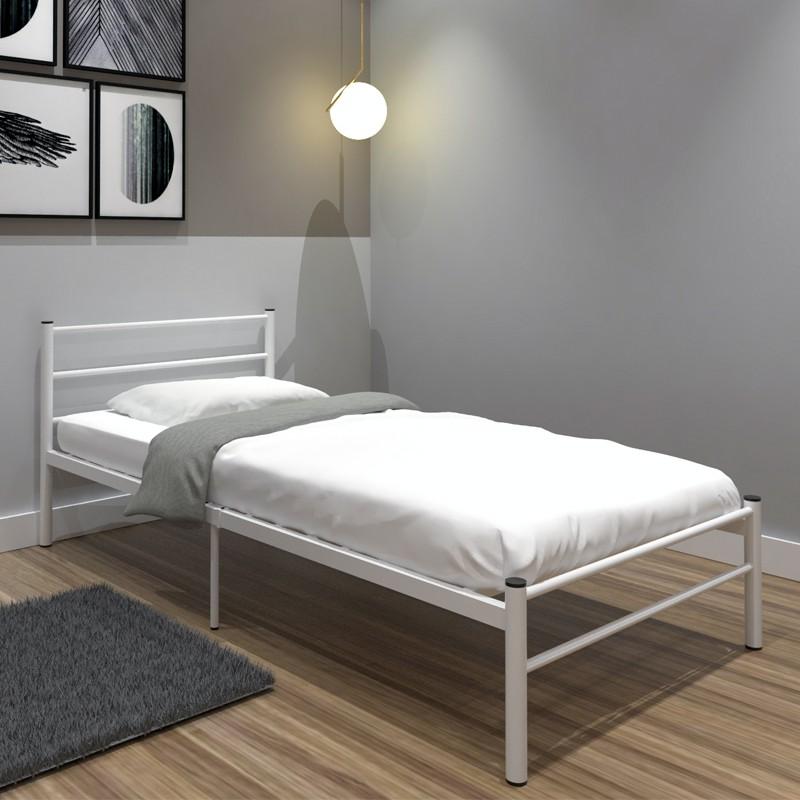 Furniture Direct Single size metal bed frame/ katil besi single/ katil besi single bed