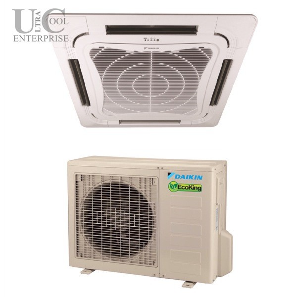 Daikin 3 0hp Ceiling Cassette R410a Air Conditioner
