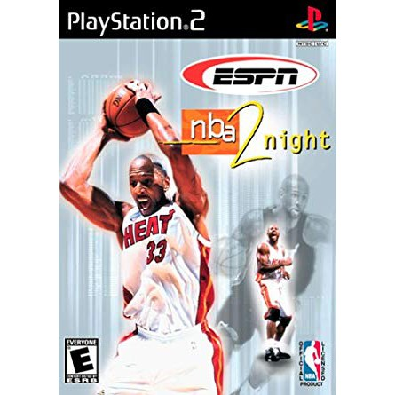 Ps2 Game ESPN NBA 2Night