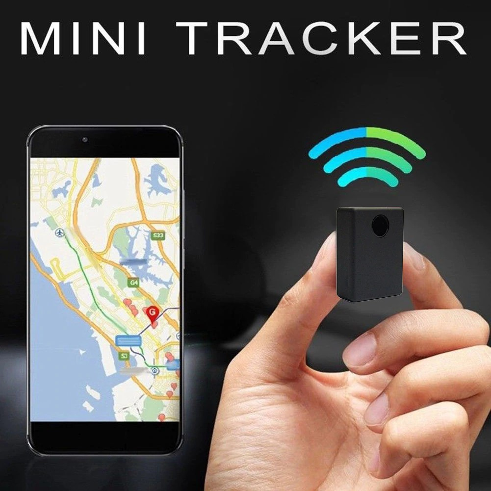 Mini Tracker Car Listening Device In Acoustic Alarm Mini Spy Device Voice  Surveillance System Quad Band