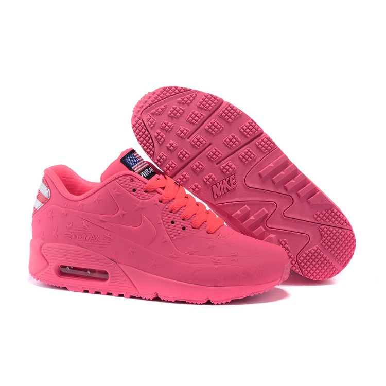 site réputé f5964 fdf00 2015 NIKE AIR MAX 90 HYPERFUSE USA Independence Day Pink