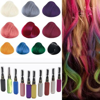 Fl Hair Color Hair Dye Temporary Non Toxic Diy Hair Color Makeup Mascara Dye Cream