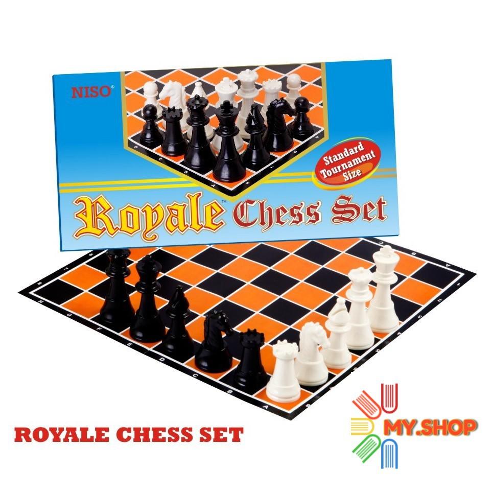 Niso Royale Chess Set