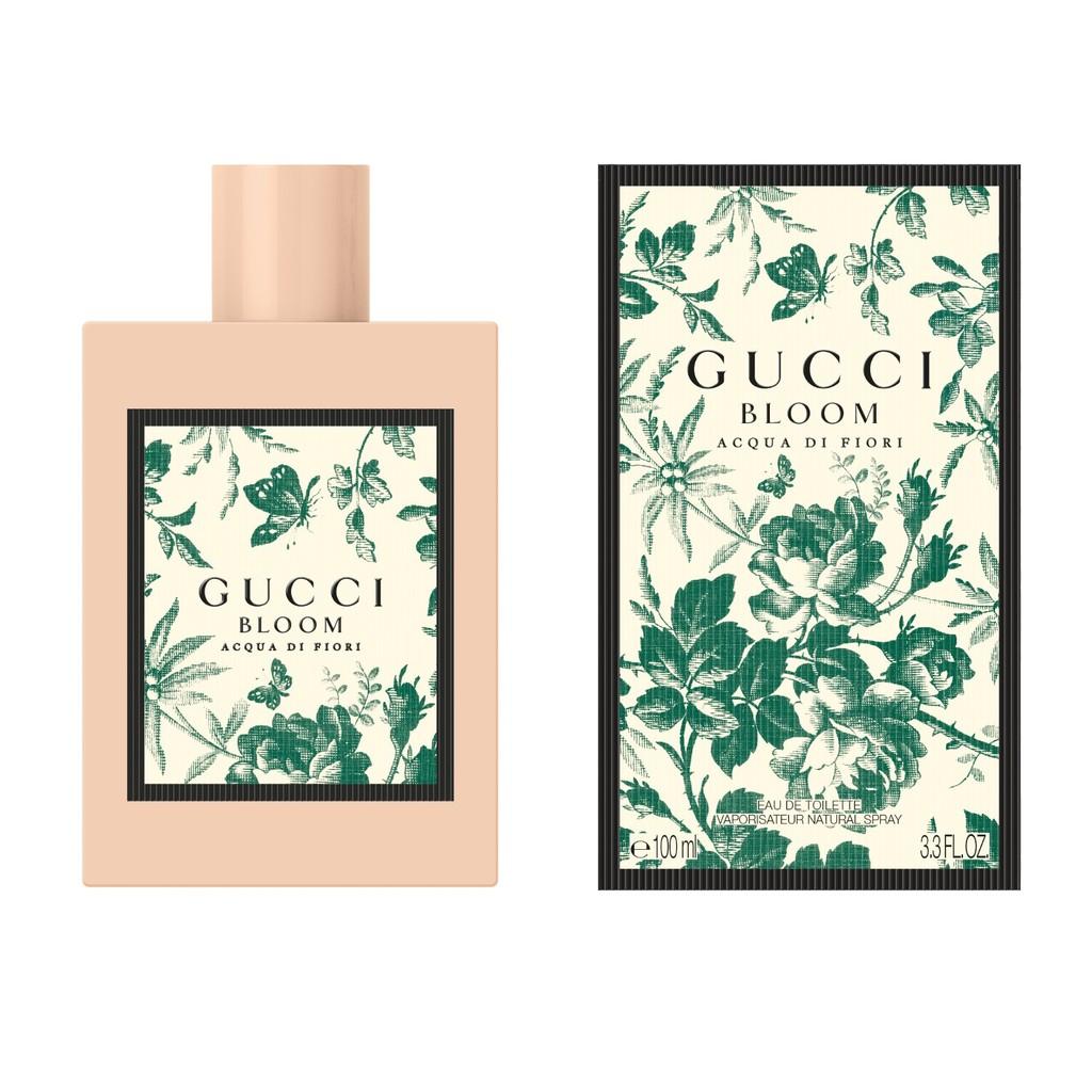 65ef29adb5 Gucci Bloom ACQUA Di FIORI for Women 3.3 Oz. Eau De Toilette Spray. . |  Shopee Malaysia