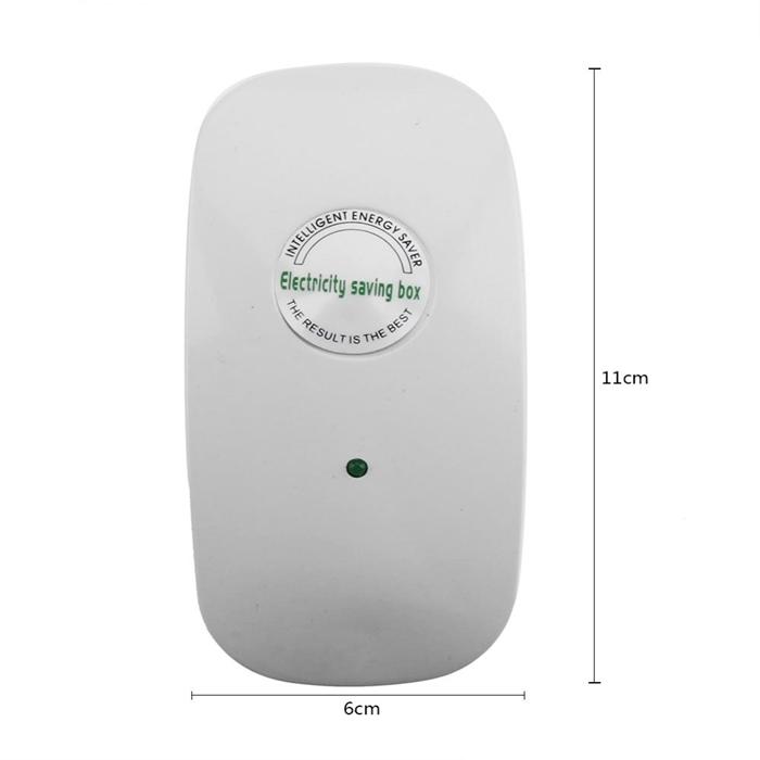 MALAYSIA- ALAT JIMAT ELEKTRIK /Energy Saver 240V New Type Power Electricity Saving Box UK Plug