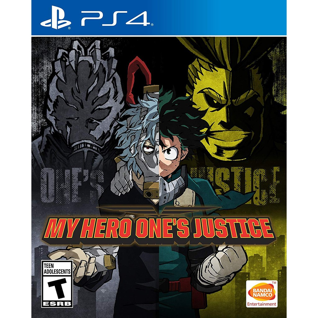 My Hero One\'s Justice (R3) - Playstation 4