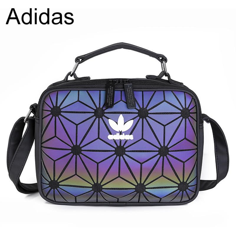 READY STOCK original Adidas x Issey Miyake 3D Urban Mesh Roll Up Black Bag   e73ff08c0cd58