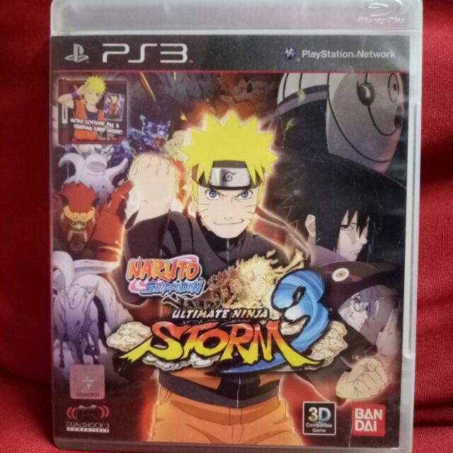 download game naruto ultimate ninja storm 3 untuk pc