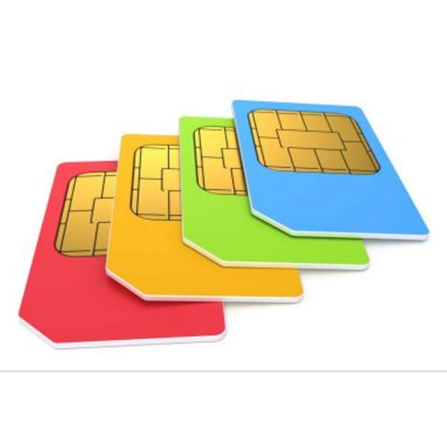 Sim card For multiple accounts registered
