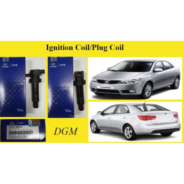 Kia Forte 1.6 Ignition Coil / Plug coil 100% Original 27301-2B010