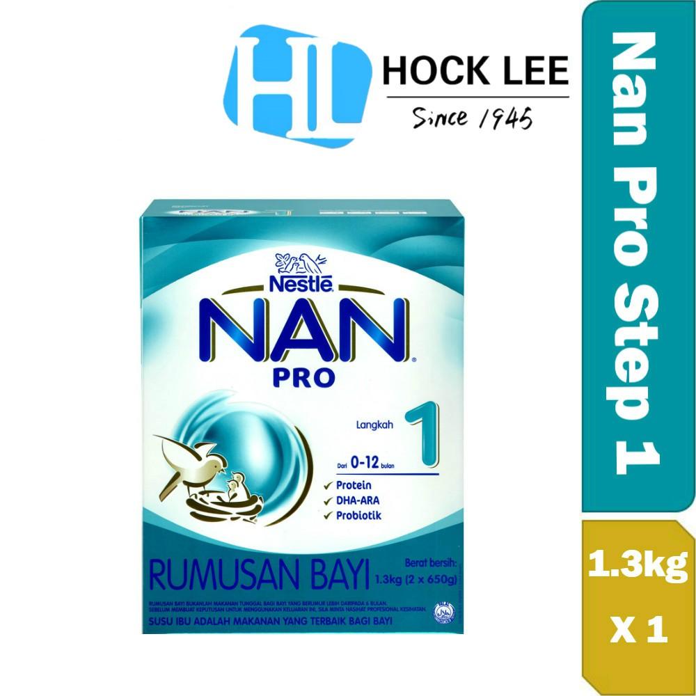 Susu Nan Ha 1 Nestle Ph Pro 2 800g