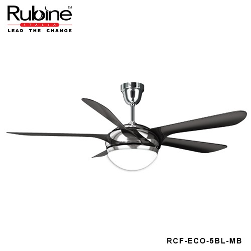 Ceiling Fan Rcf Eco 5bl Mb