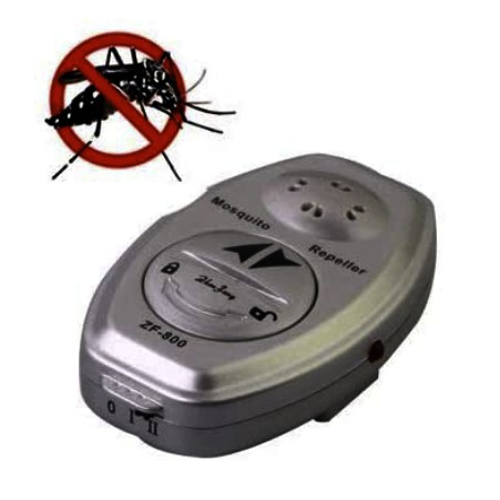 Watch-Type UltraSonic Mosquito Repeller CHANFONG ZF800E