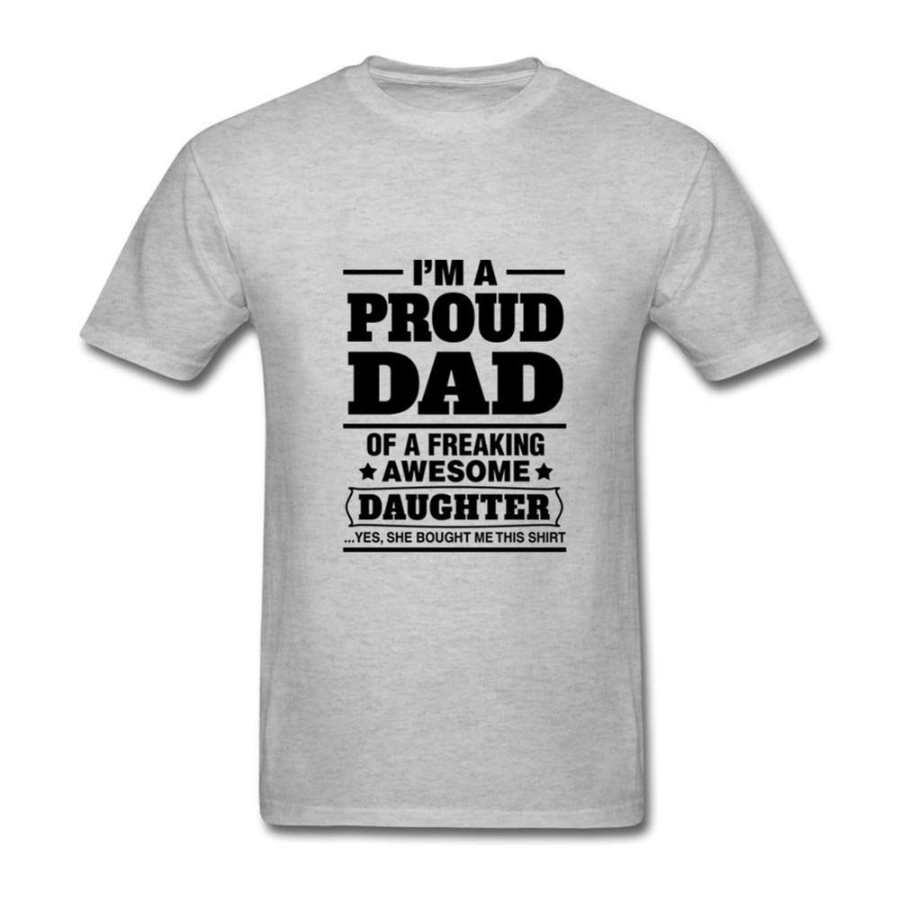 6fca54f9c - Proud Dad Of A Freaking Awesome Daughter Funny Gift for Dads T-Shirt |  Shopee Malaysia
