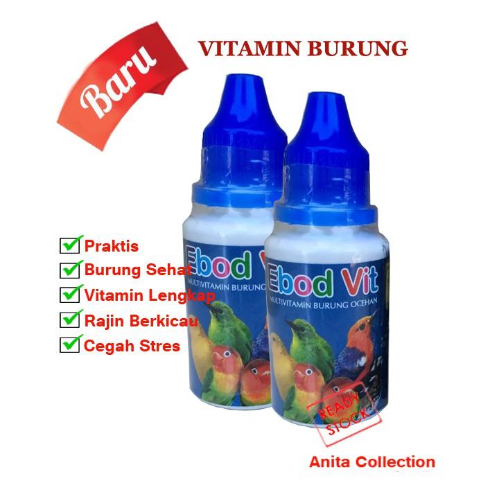 Ebod Vit Bird Complete Vitamin Shopee Malaysia