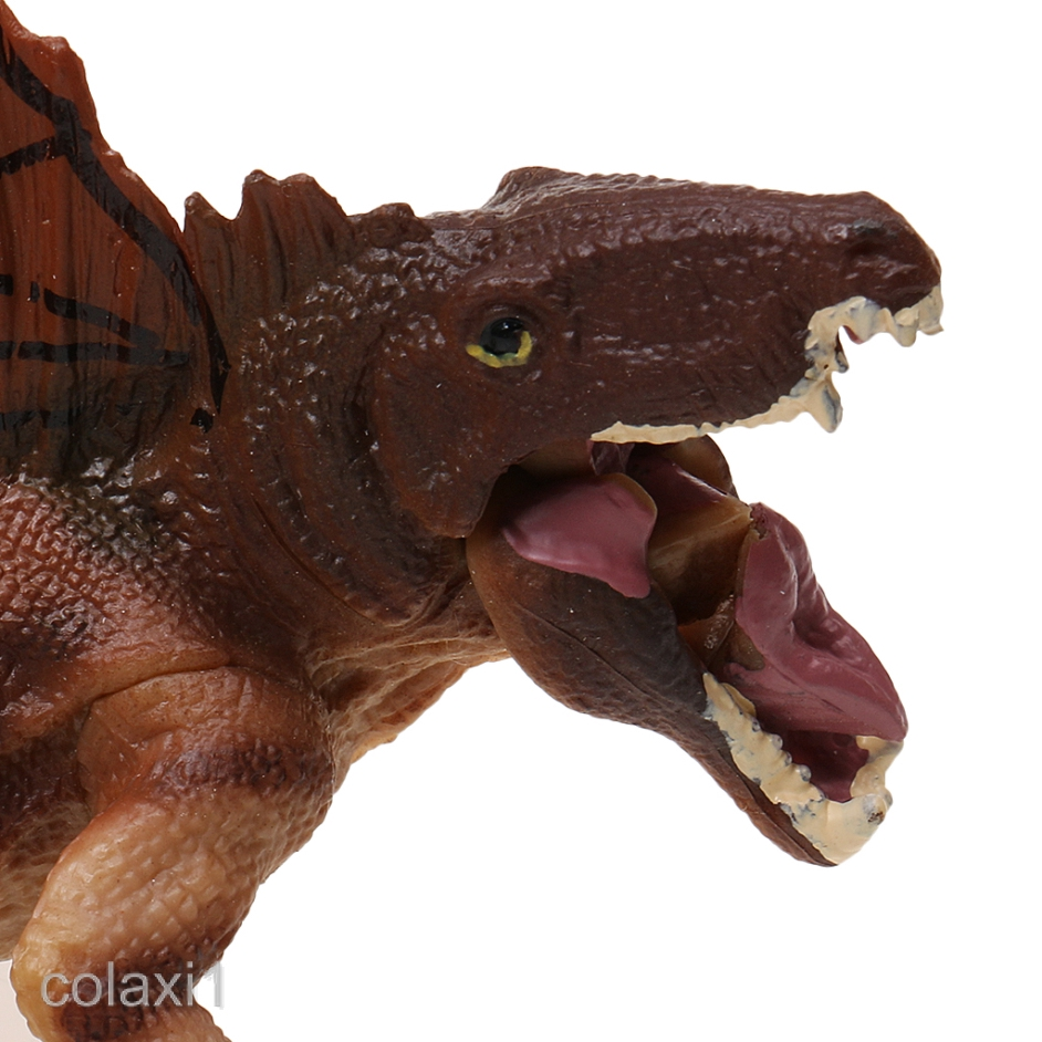 Permian Dimetrodon Dinosaur Dino Animal Figurine Model Collection Toy Gift