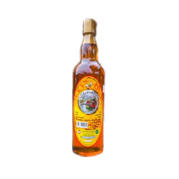 น้ำผึ้งป่า เดือน5 แท้ จากเกสรดอกไม้ป่า1,000กรัม 💥สินค้าOTOP ✨Pure honey