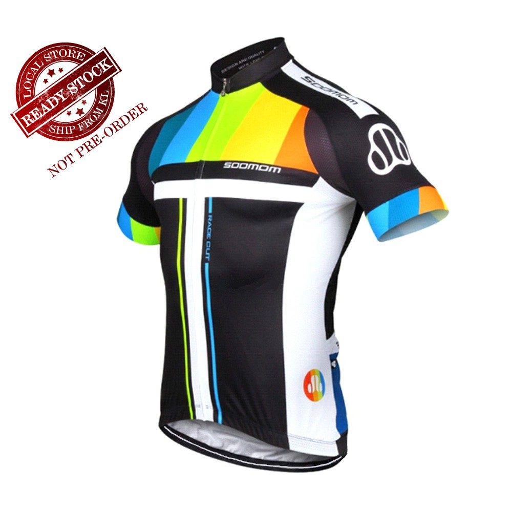 66cd61c53 READY STOCK   FREE RETURN   SOOMOM Cycling Jersey   Cycling Wear - JS402