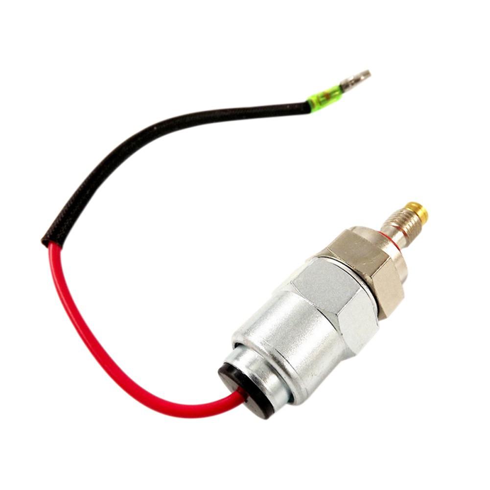 Carburetor Fuel Shut down Solenoid For Carb Kohler 12-757-09 12-757-33 S 1275733
