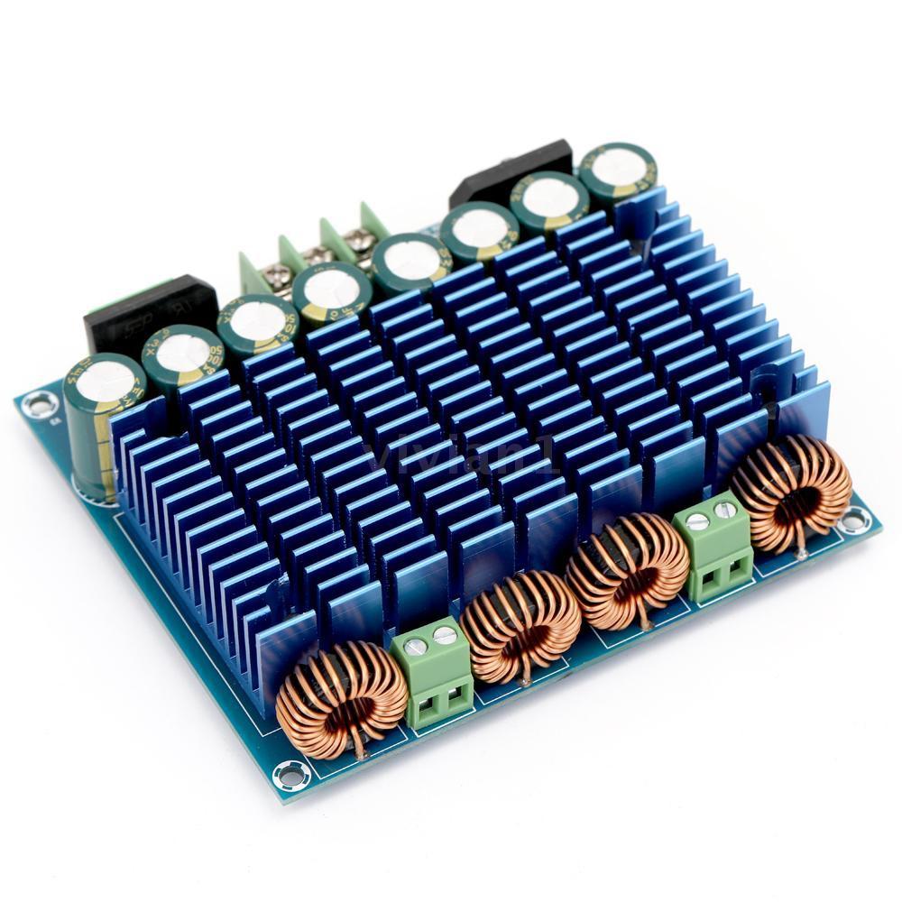 TDA8954TH AD Digital Audio Amplifier Board Dual 2Ch 420W*2 Large Power AC24V